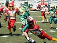 Redland midget football