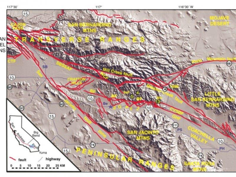 Mt San Jacinto College To Shakeout Thursday For Earthquake