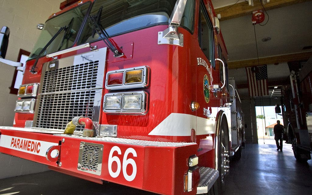 One Killed in Fiery Two-Vehicle Crash on Ramona Expressway