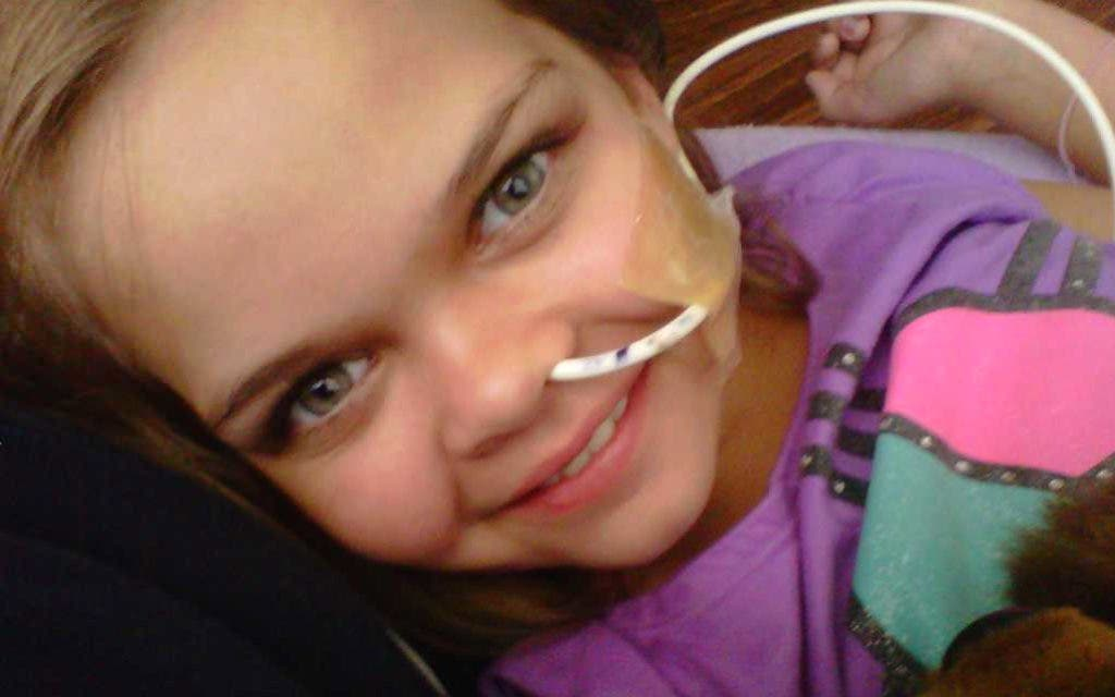 Prayers Answered: Girl Was Comatose, Now Awake, Smiling, Starting to