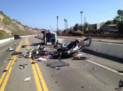 UPDATE: Two Deceased, Three Injured in Multi-Vehicle Crash