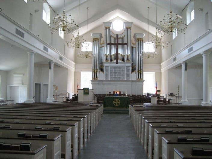 Bach Choral, Organ and Instrumental Program on Sunday