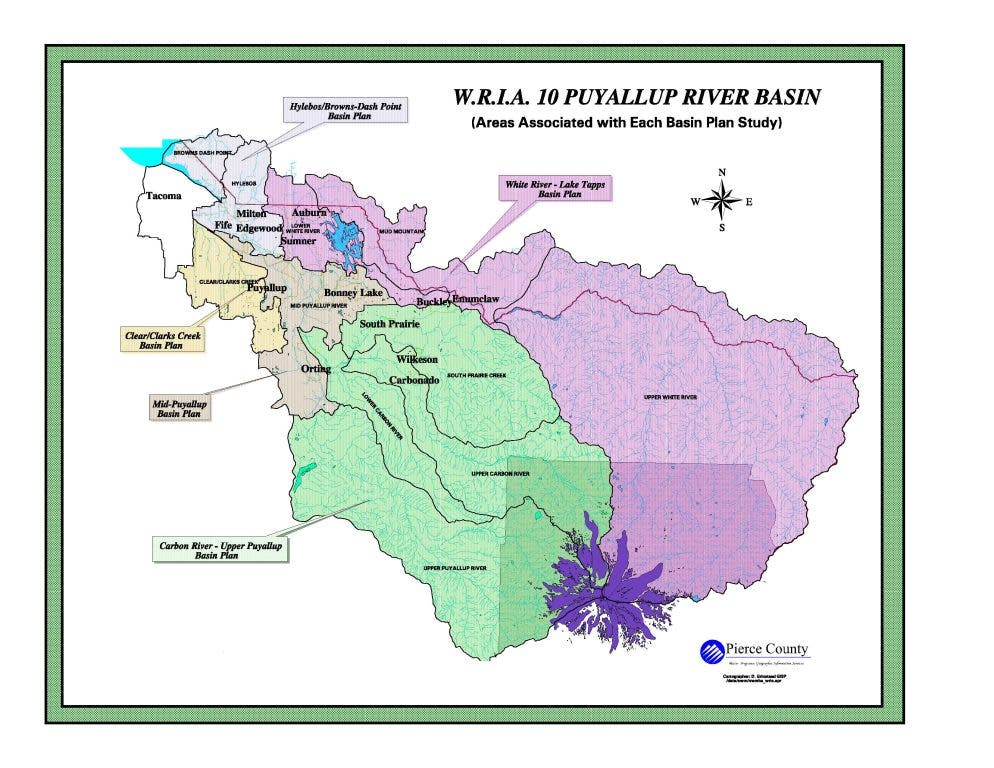 Puyallup River Watershed Council Forum | Bonney Lake, WA Patch