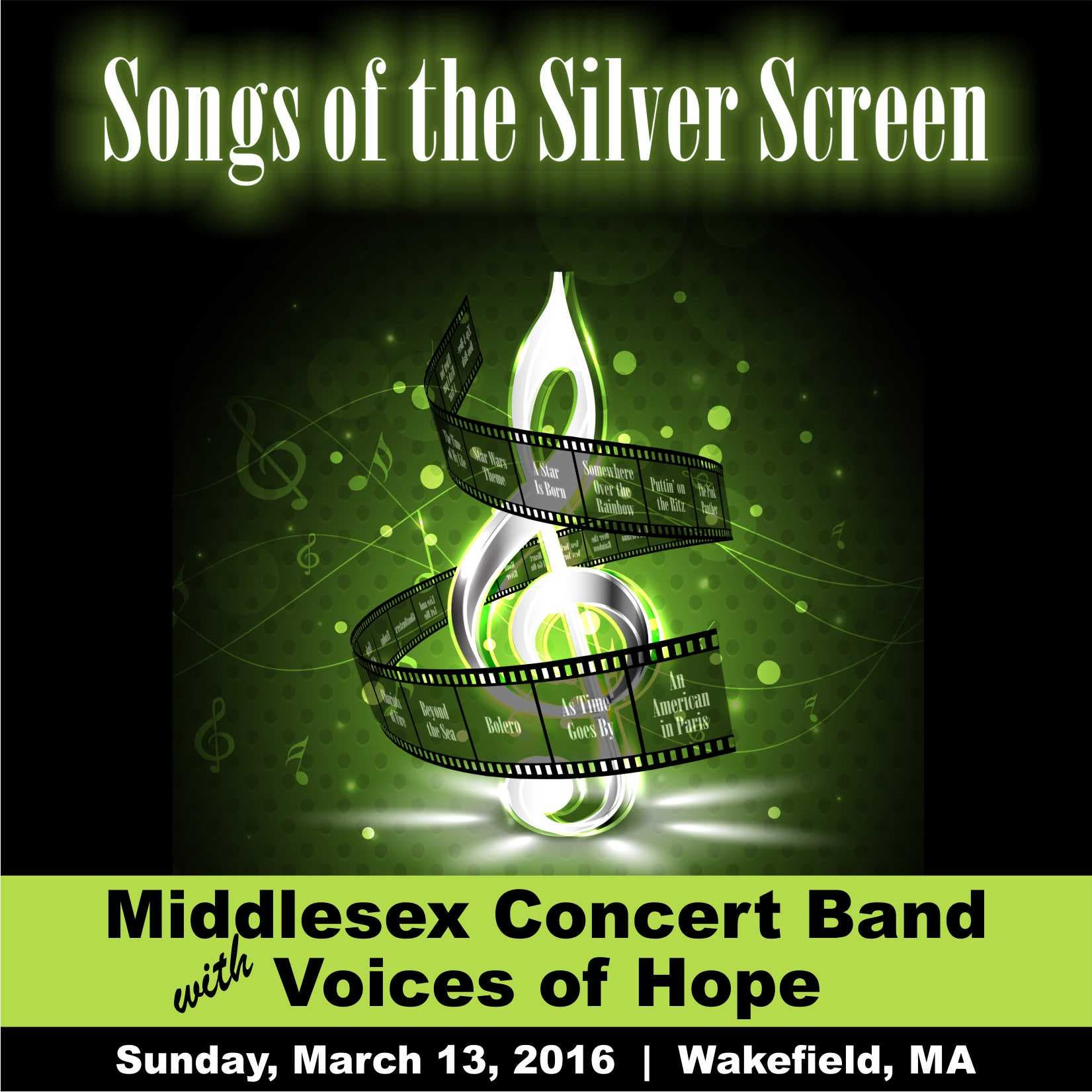Middlesex Concert Band Presents