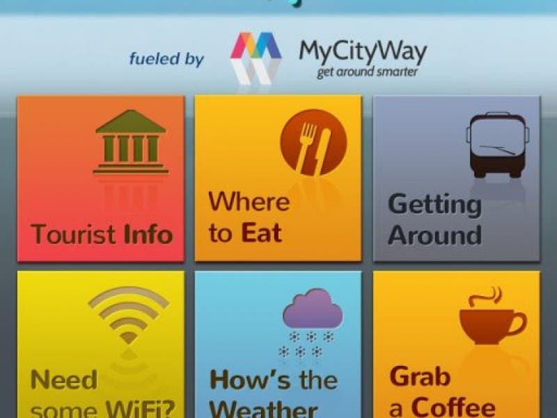 free macy s thanksgiving day parade app powered by mycityway