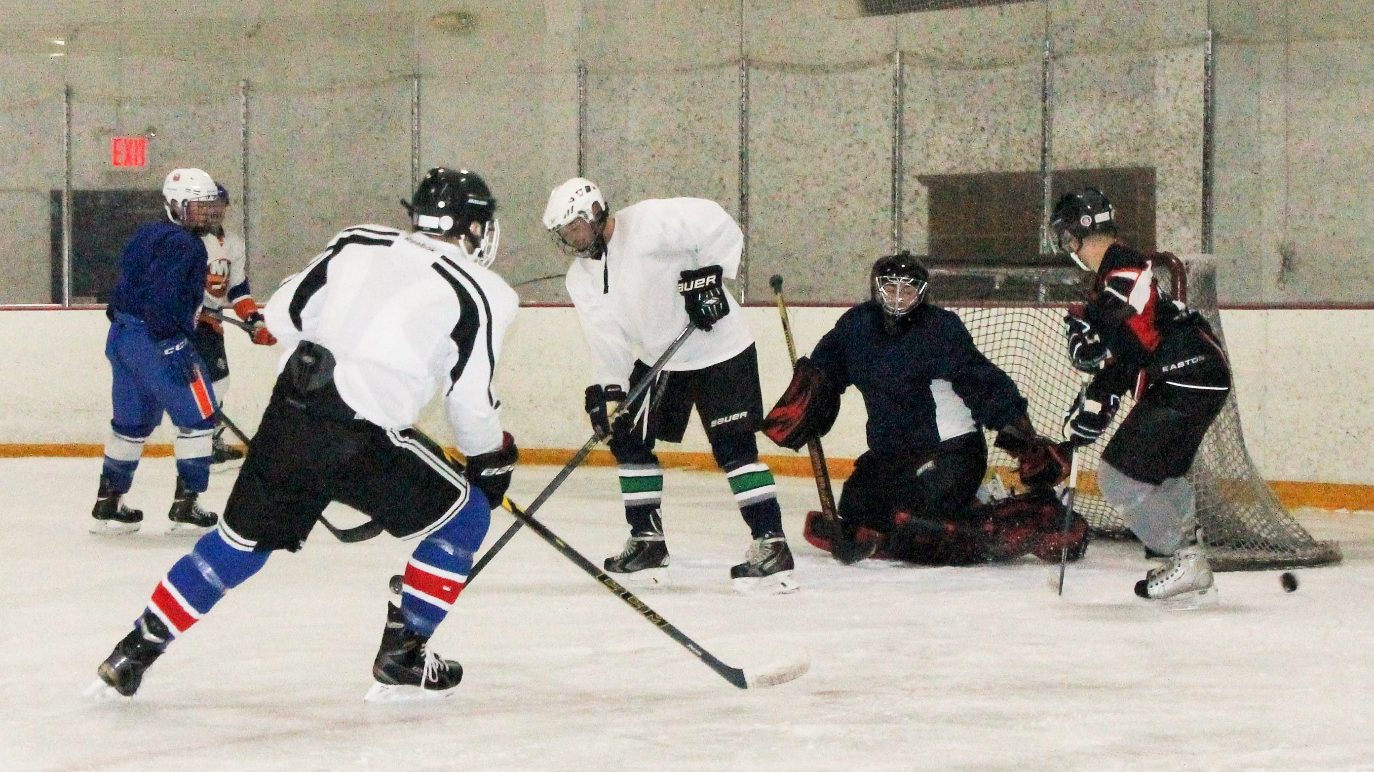 Long Island Open Hockey Pick Up Games Tonight Deer Park Ny Patch
