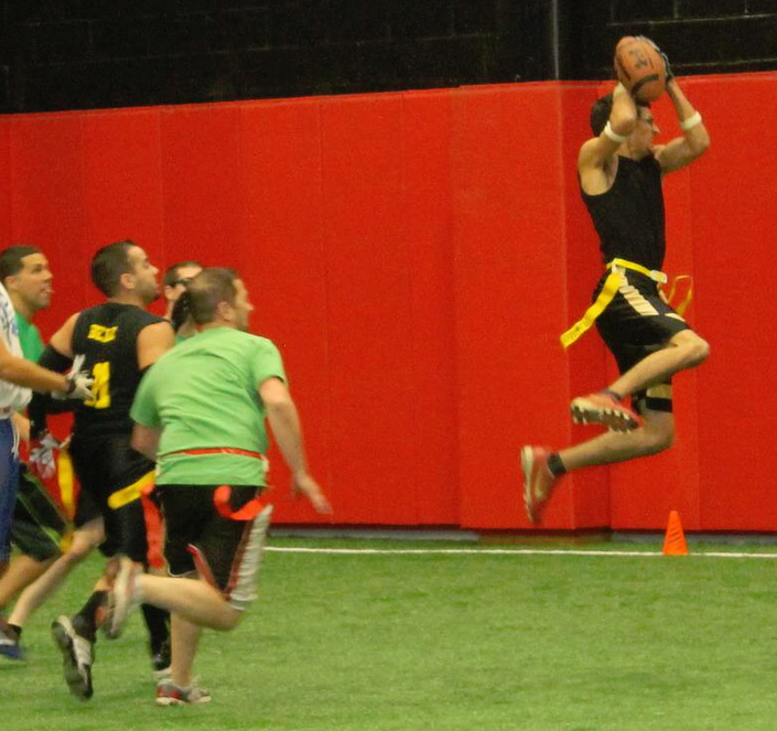Monday Night Adult Flag Football Leagues at the Long ...