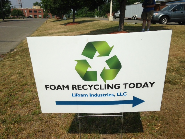 Styrofoam Recycling All Towns Welcome Peabody Ma Patch