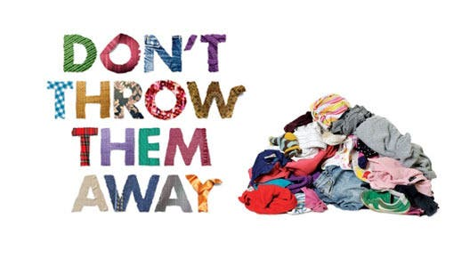 Clothing and Household Textile Recycling Drive | Salem, MA Patch