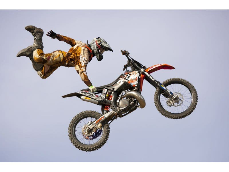 freestyle motocross stunt shows returning to the pacific coast dream