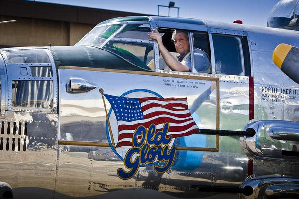 Historic Warbirds Wing Their Way to the Pacific Coast Dream Machines