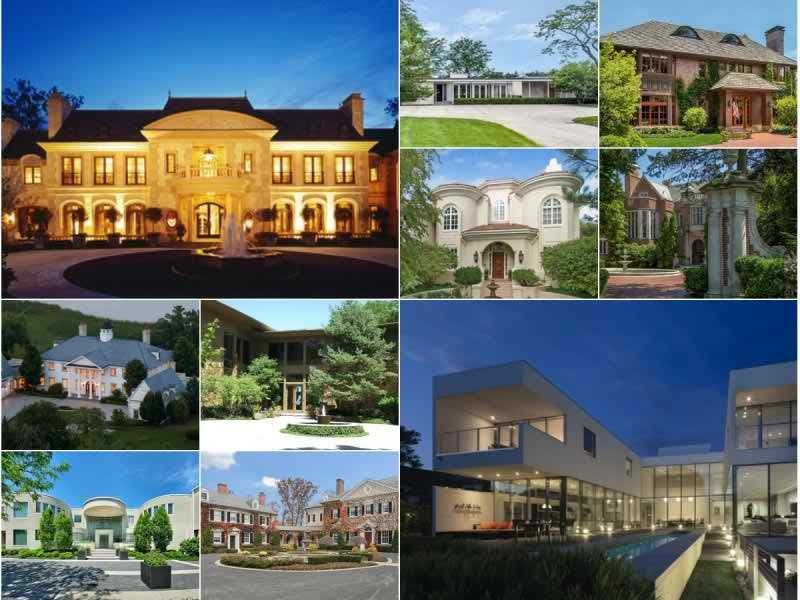 The 10 Most Expensive Homes For Sale In Suburban Chicago Joliet