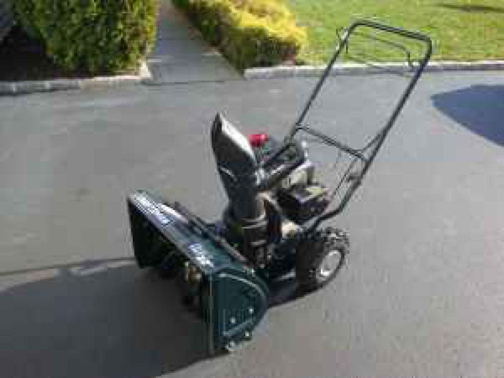Craigslist Finds: Monte Carlo, Snow Blower and Pellet Stove