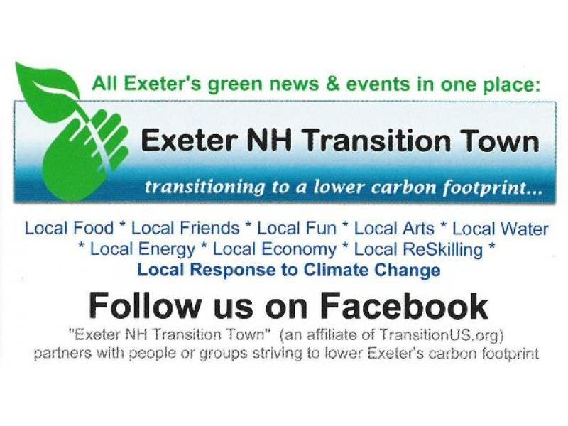 Free Transition Workshop In Concord >> Button Up Nh Home Energy Savings Workshop Exeter Nh Patch