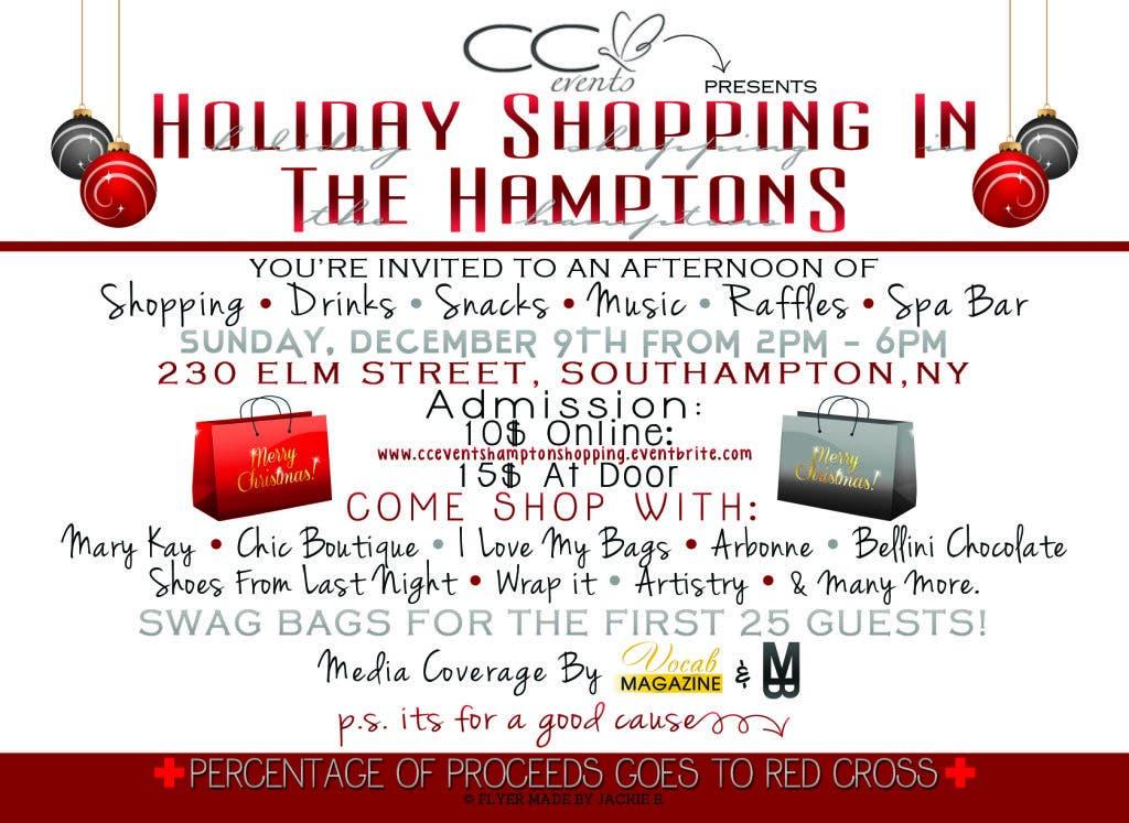 CC Events Holiday Shopping in the Hamptons | Southampton, NY