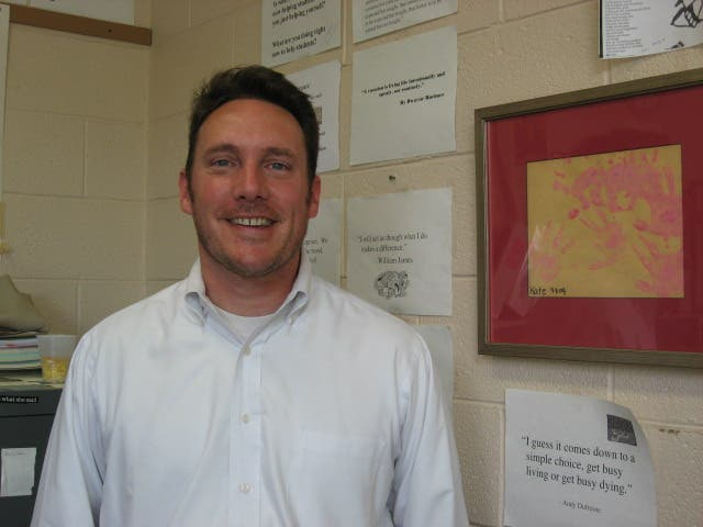 Principal Play Is Non Negotiable For >> New Principal Ready To Start At Sprague Wellesley Ma Patch