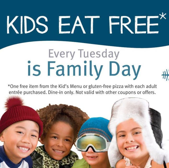 KIDS EAT FREE* at UNOs EVERY TUESDAY ALL DAY! | Nashua, NH ...