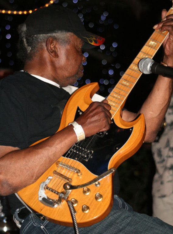 Sterling Magee and the Harlem Blues Band | Gulfport, FL Patch
