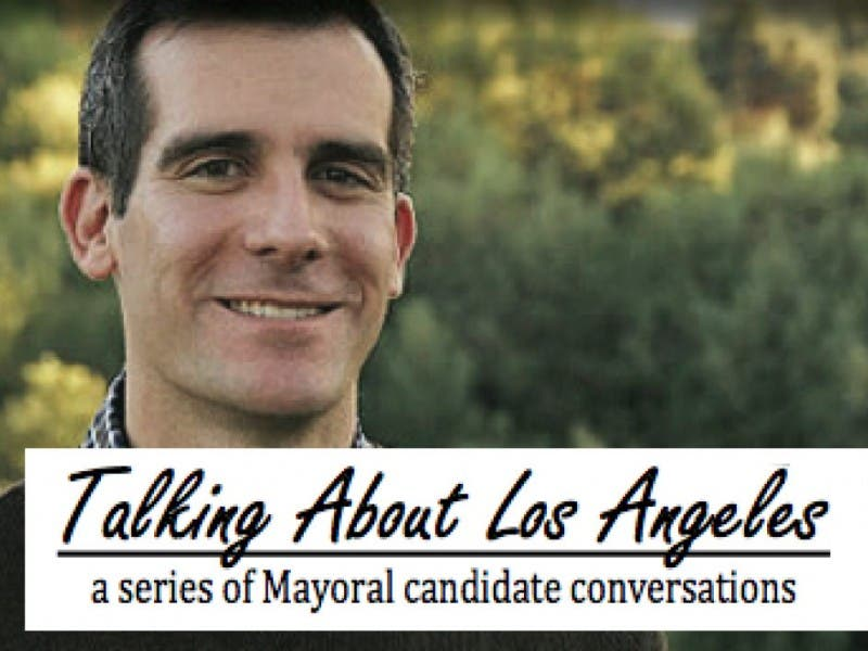 Watch Live \'Talking About Los Angeles\' Interview | Eagle Rock, CA Patch