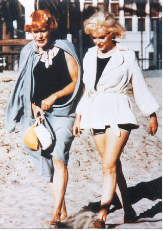 10 Facts About Marilyn Monroe, The Hotel Del Coronado And