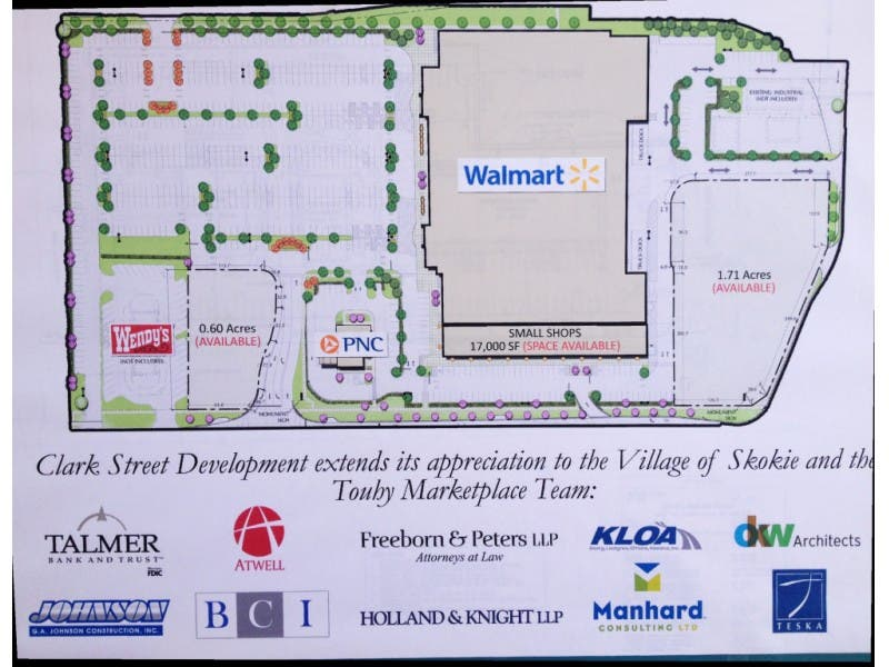 Evanston Residents Will You Be Shopping At Skokie S Walmart