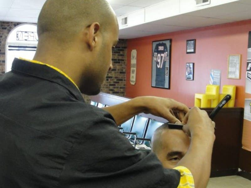 Lees Barber Shop Keeps It Simple Offering Haircuts Without The