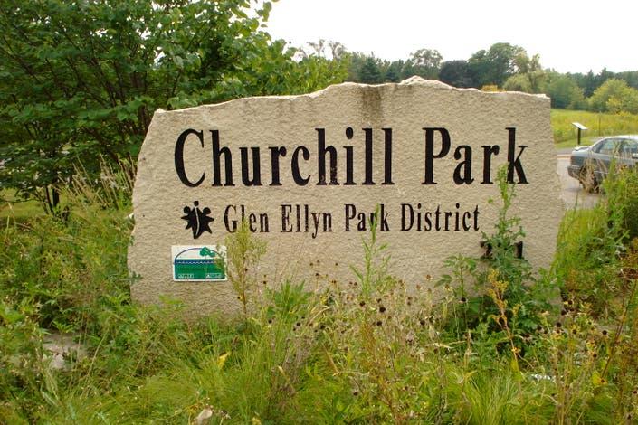 Volunteers Sought for Churchill Park Clean Up   Glen Ellyn