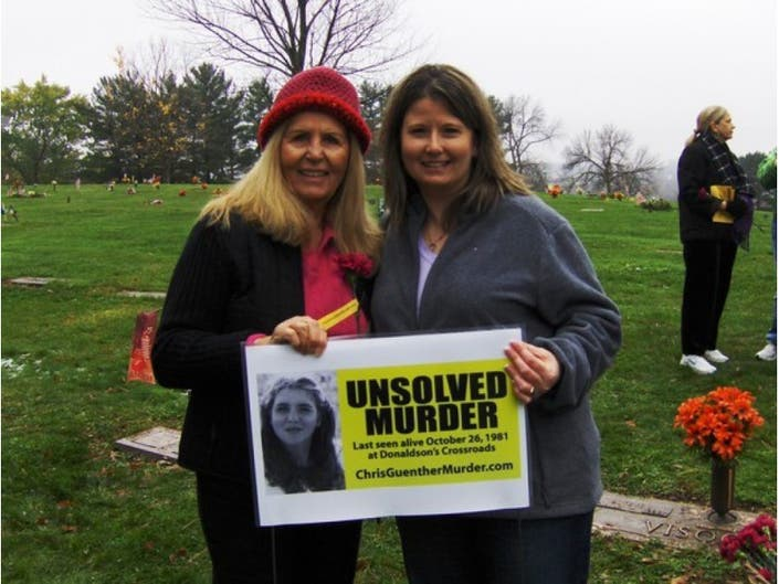 The Murder of Christine Guenther: Unsolved but Not Forgotten