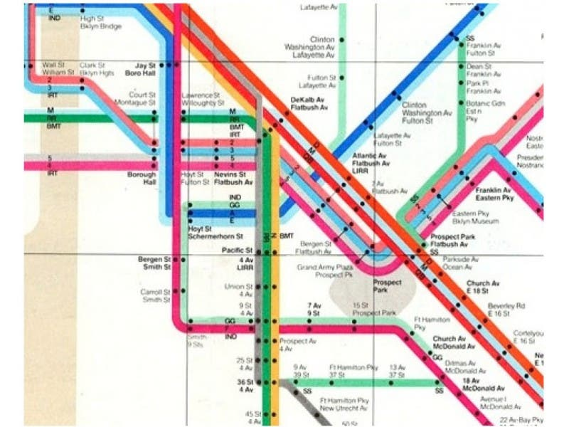 G Train Subway Map.The Plot Thickens In The Fight To Save The G Windsor Terrace Ny Patch