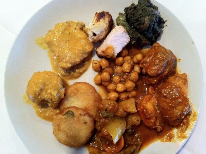 Raga The Curry Club Praised Among Best Indian Food On Long