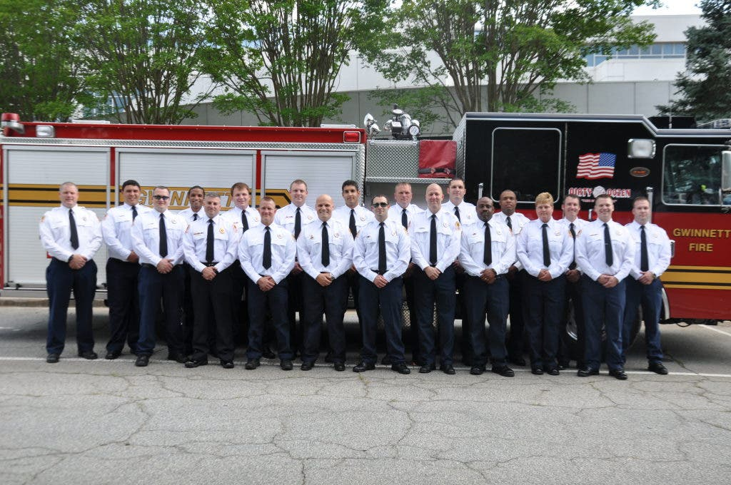 Gwinnett County Department of Fire and Emergency Services