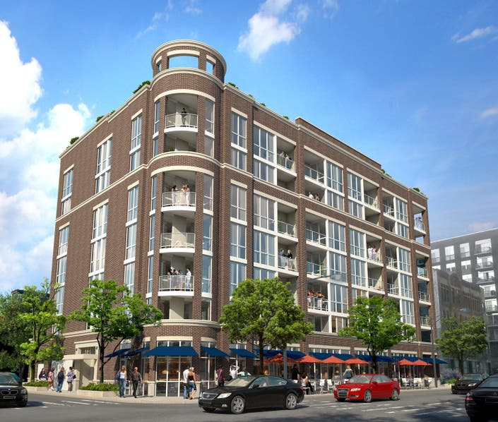 The Avenue By Executive Apartments: Sedgwick Properties Breaks Ground On 69 Luxury Apartments