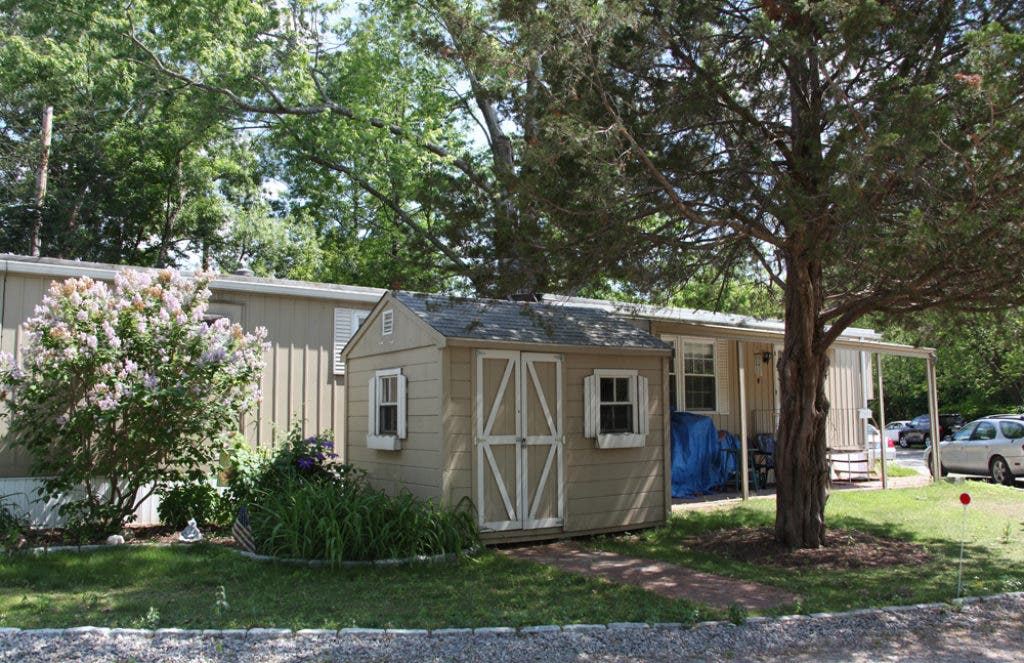 Photo Gallery Trailer Chic At The Boston Trailer Park West Roxbury Ma Patch