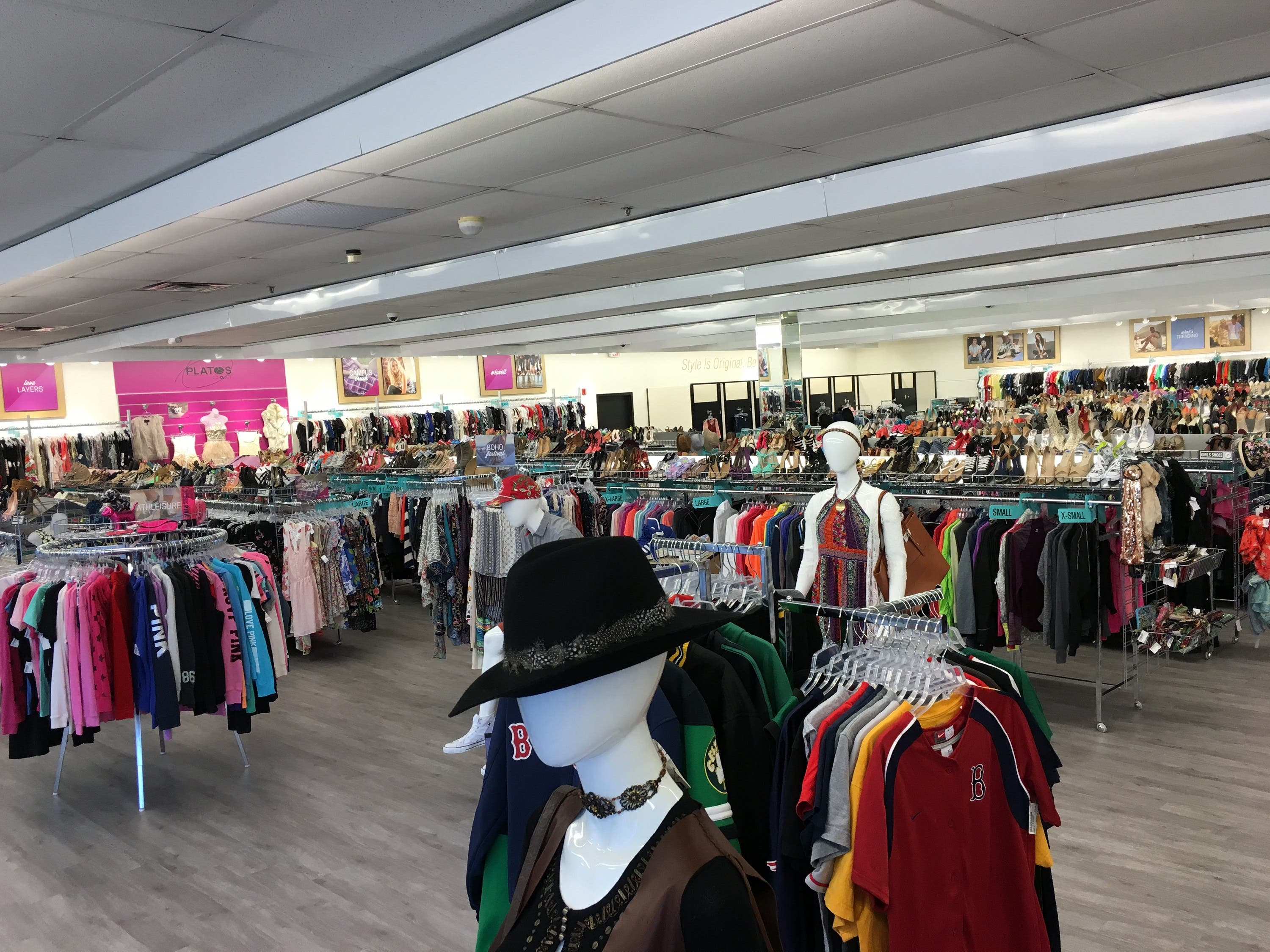 Grand Opening Of Plato S Closet In Waltham Waltham Ma Patch