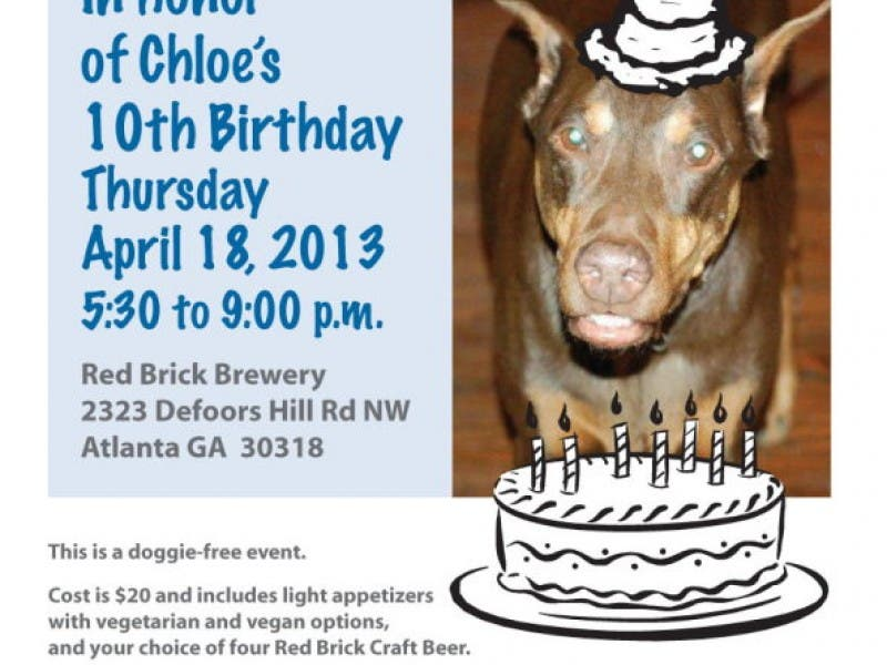 LifeLine Animal Project Fundraiser At Red Brick