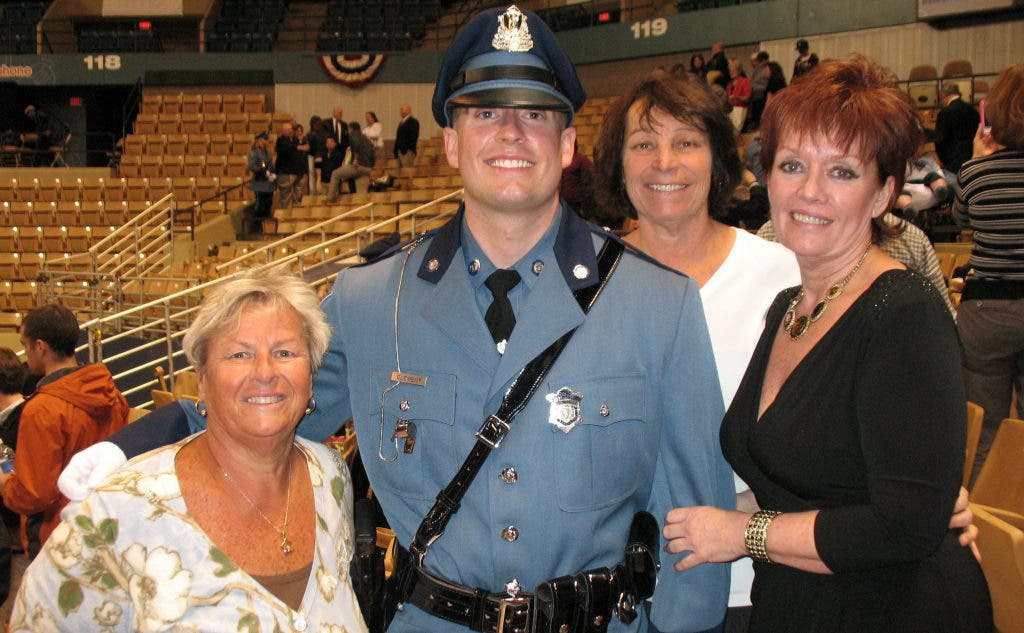 Dedhamite Graduates from State Police Academy | Dedham, MA Patch