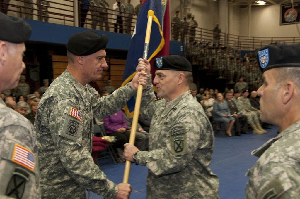 Winchester Native Assumes Command of the Army's 10th Mountain