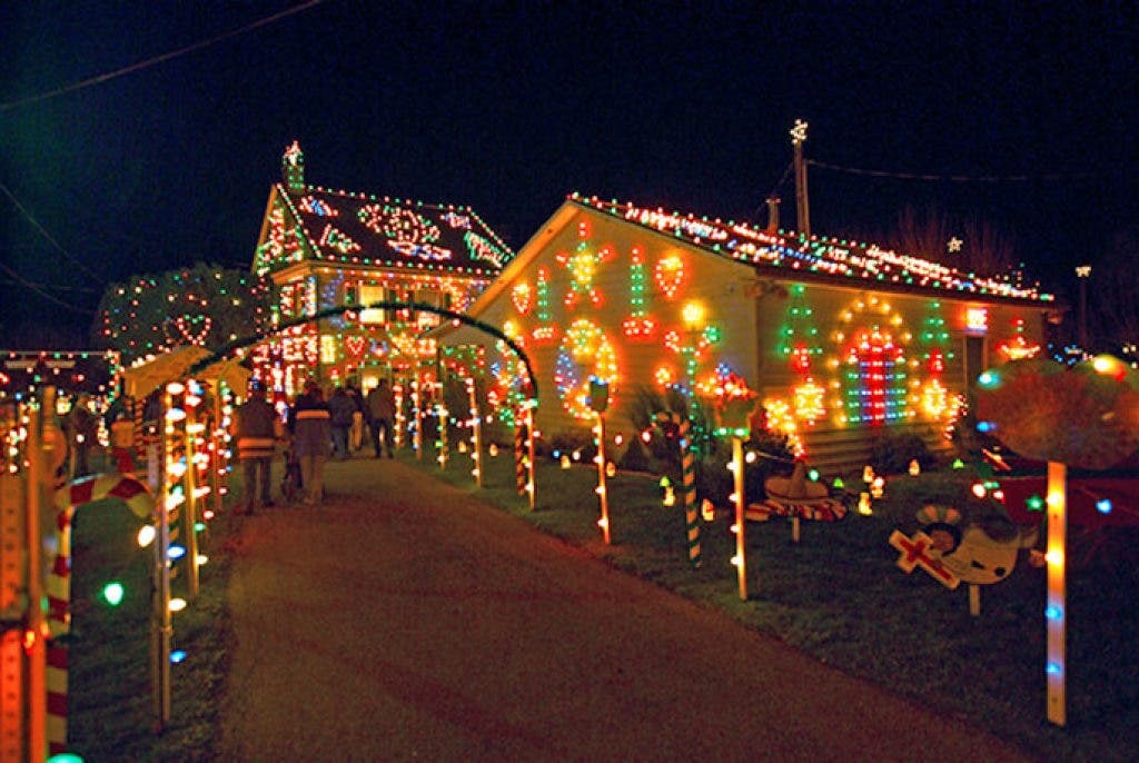 Koziar S Christmas Village Bernville Pa Abington Pa Patch