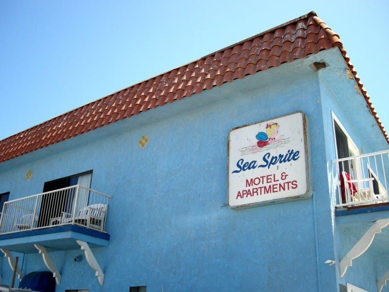 Landmark Hermosa The Sea Sprite Motel 0