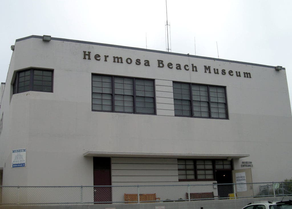 Image result for Hermosa Beach Museum