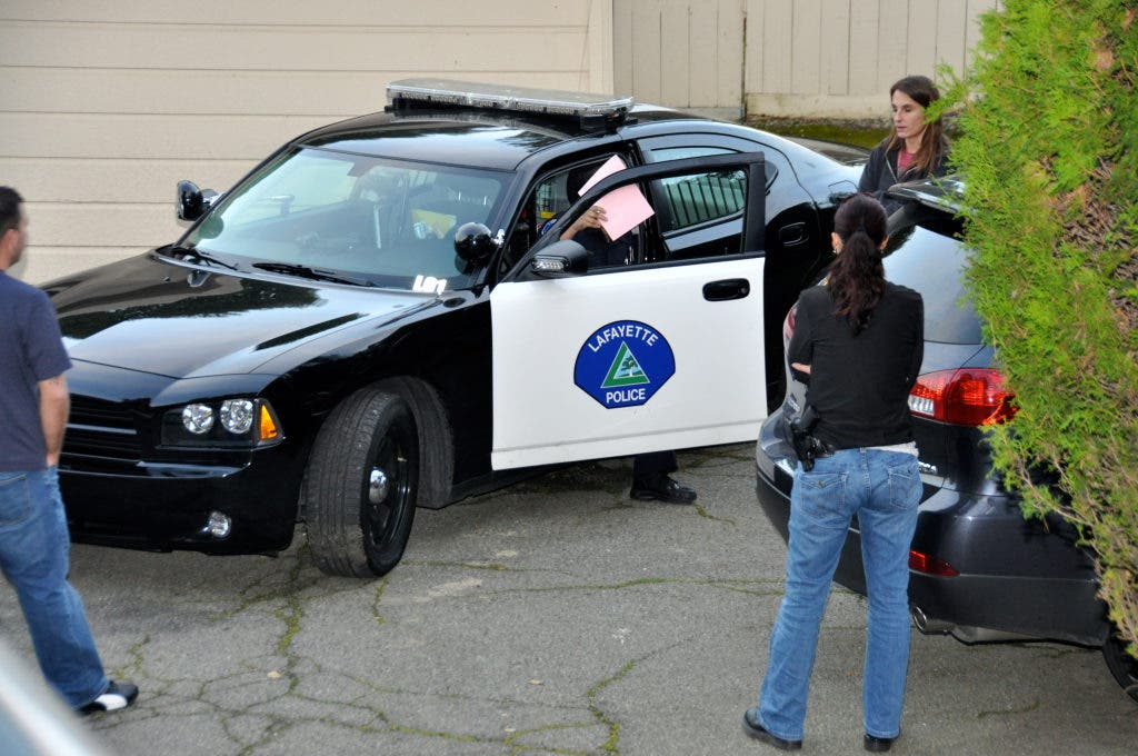 Lafayette Police Blotter: Borrowed Cars, Credit Cards and Big
