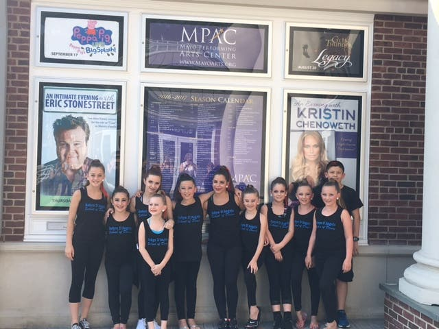Robyn D'Angelo School of Dance opens for KIDZ BOP CONCERT