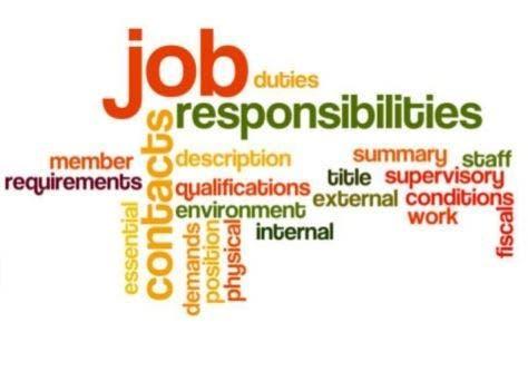 Image result for job description
