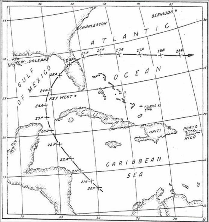The Devastating Hurricane Of 1921