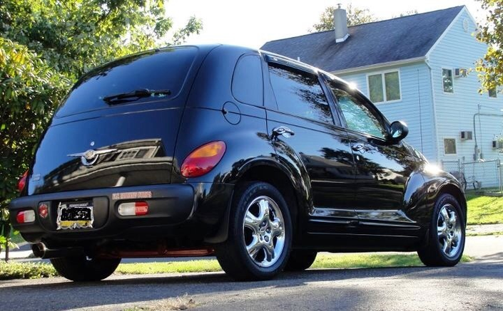 2001 Pt Cruiser Only 26 000 Miles 4900 Bensalem Pa Patch