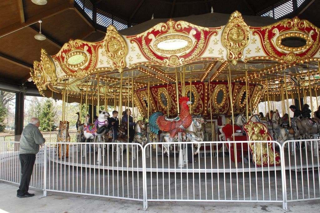 Carousels in Jersey City