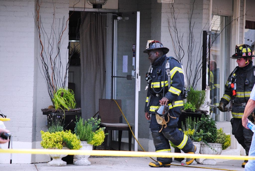 Fire Severely Damages 5 Corners Kitchen, Terry\'s Ice Cream ...