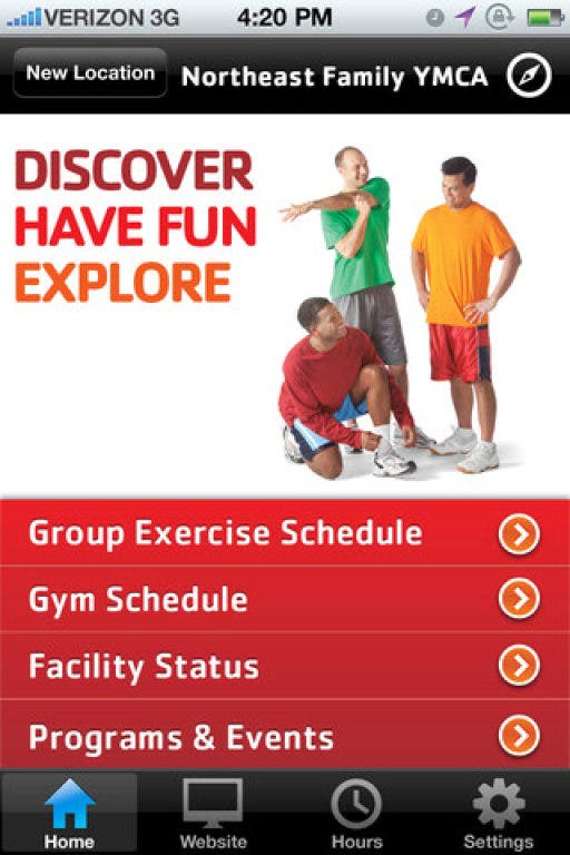 The Ambler YMCA Has an App For That | Lower Gwynedd, PA Patch