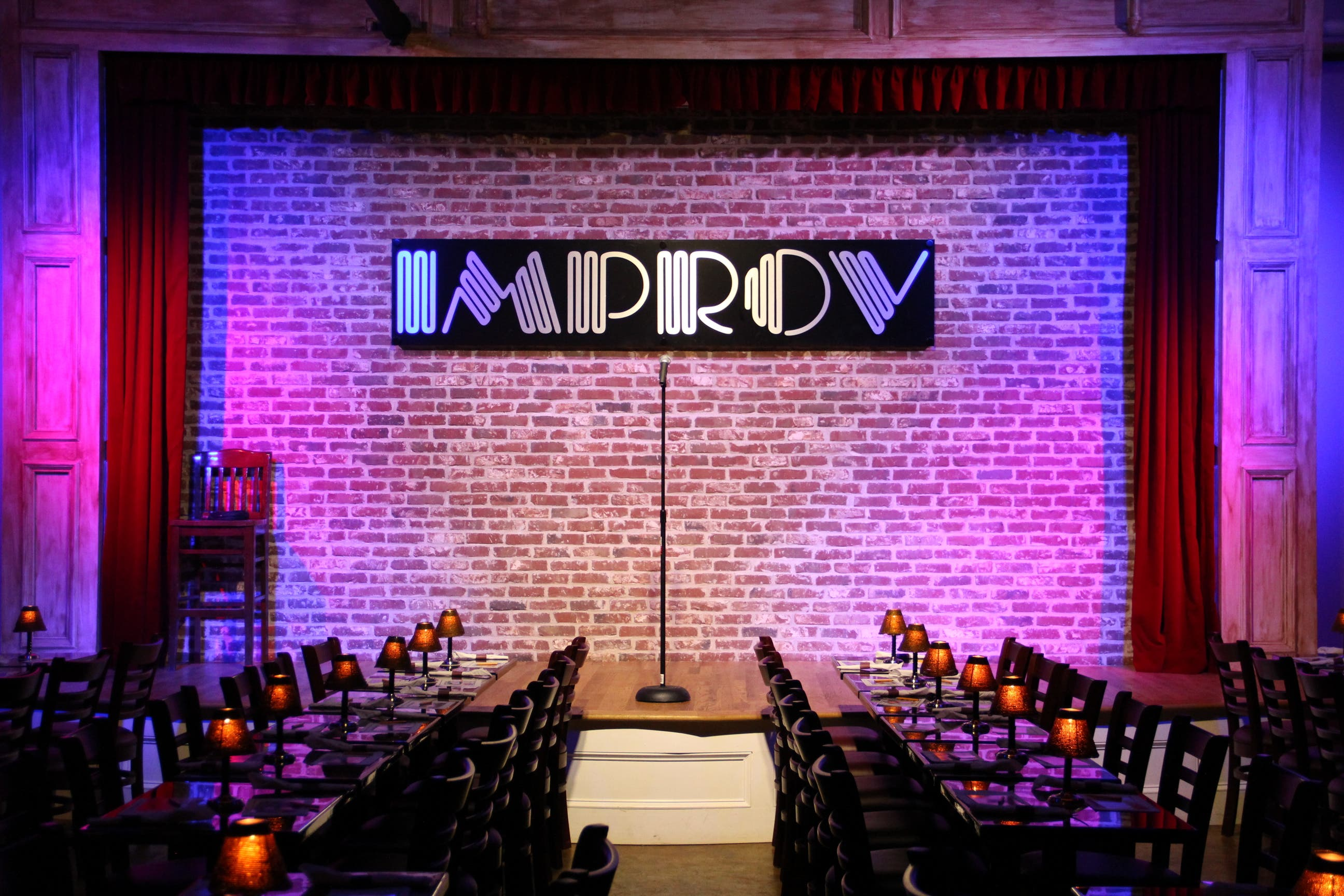 Improv Comedy Club & Dinner Theatre Set to Re-Open in Buckhead | Atlanta,  GA Patch