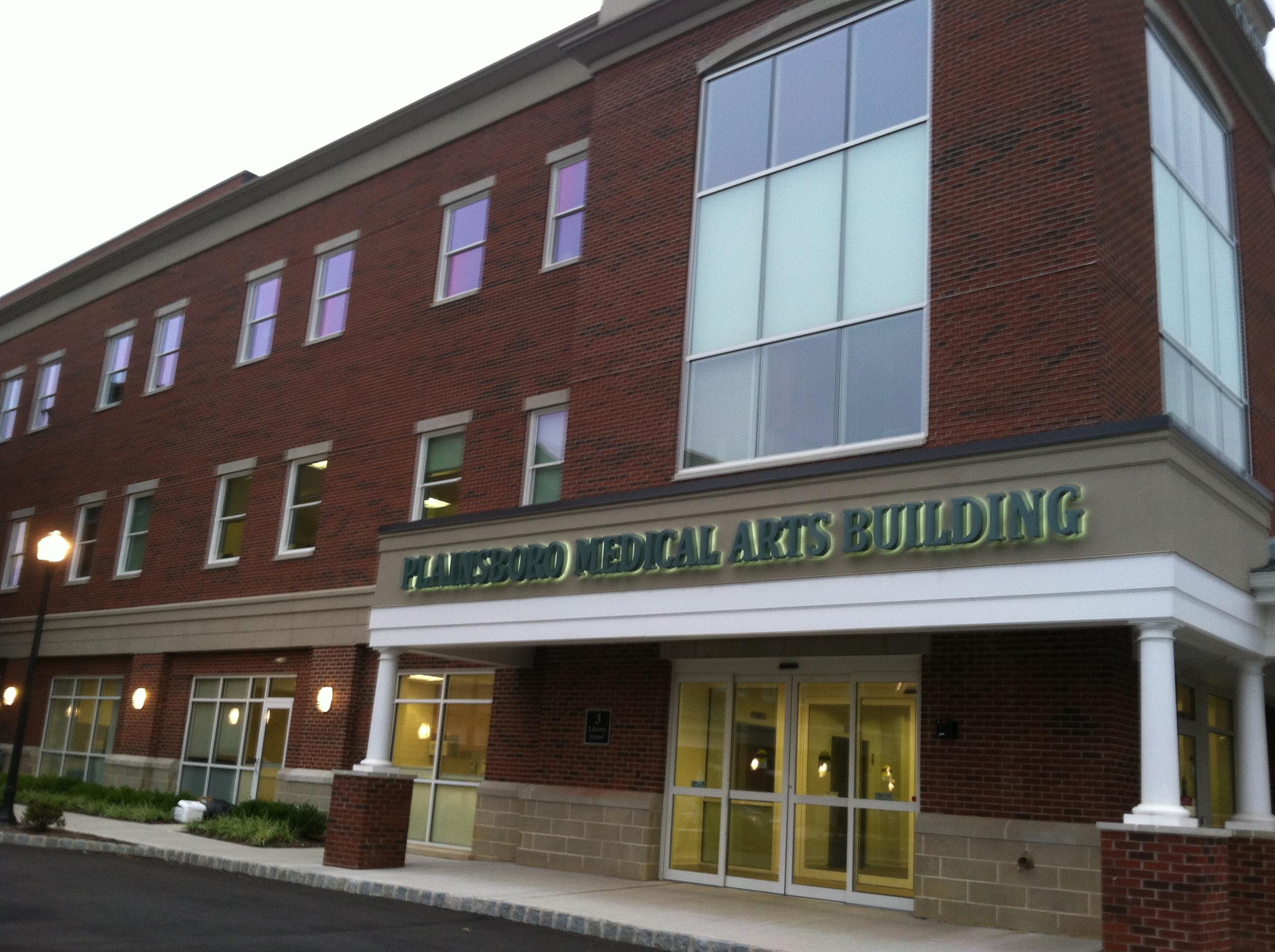 Jersey Physical Therapy of Princeton/Plainsboro Ribbon ...